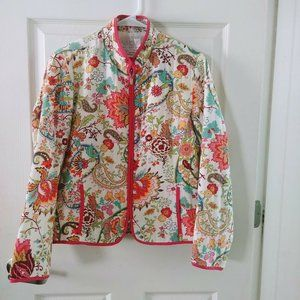 Silk Club Collection Women's Small Blazer J